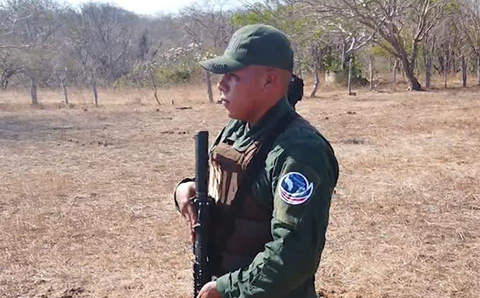 """Corrigen a Catalina Crespo por pedir que se elimine """"verde militar"""" en uniformes de policías. (Foto: MSP)"""