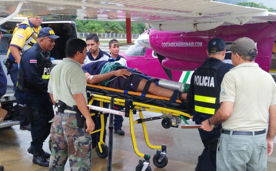 (FOTOS+VIDEO) Sujeto que disparó a Guardaparques se mantiene en fuga