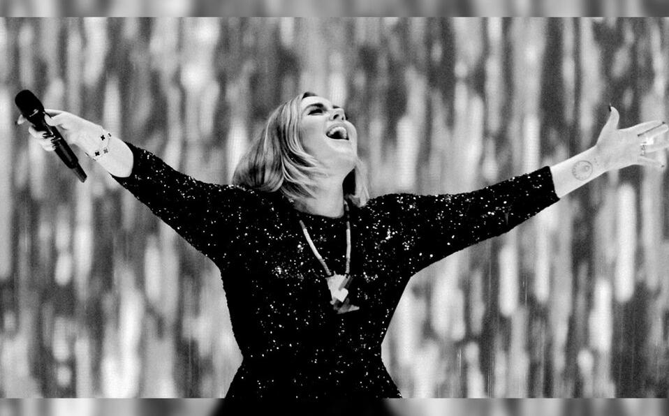 Adele vuelve después de casi seis años. (Fuente: Facebook)