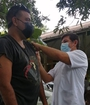 Reportan poca afluencia en jornadas de vacunación