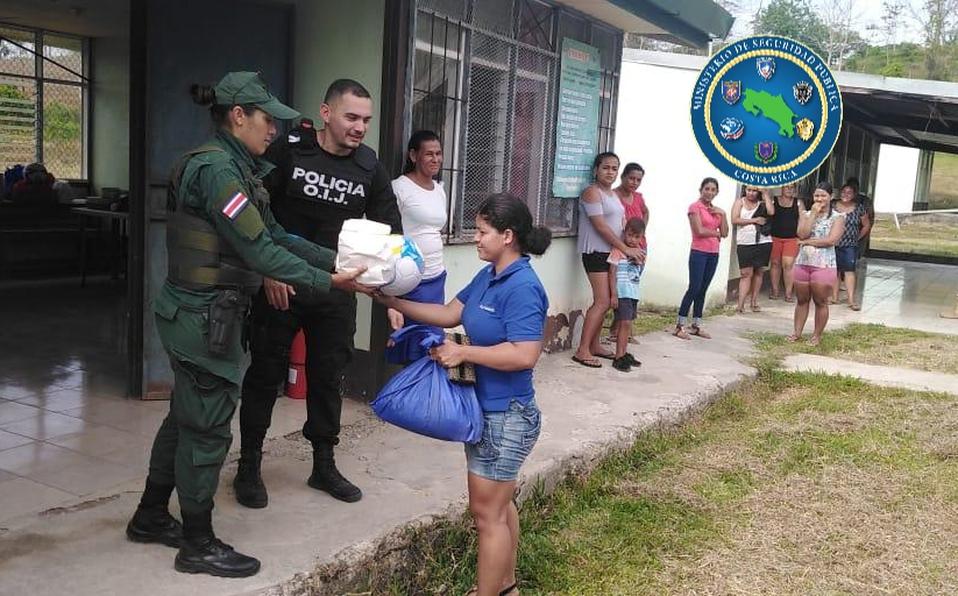 Foto: Ministerio de Seguridad Pública