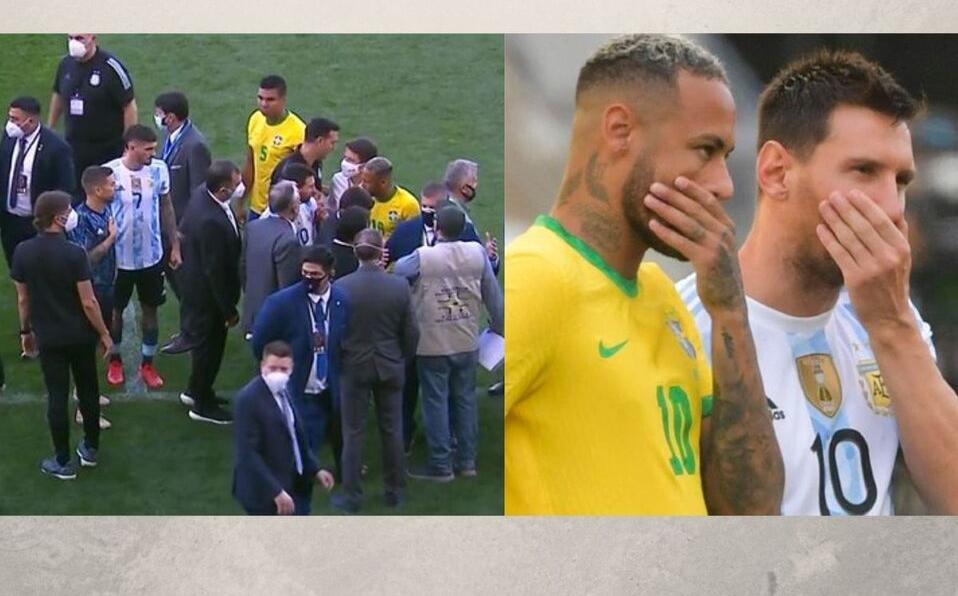 Escandalo entre Brasil y Argentina