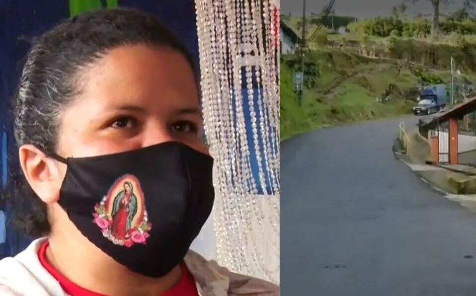 Presenció cuando apuñalaron a su hermana en Pacayas y pudo escapar