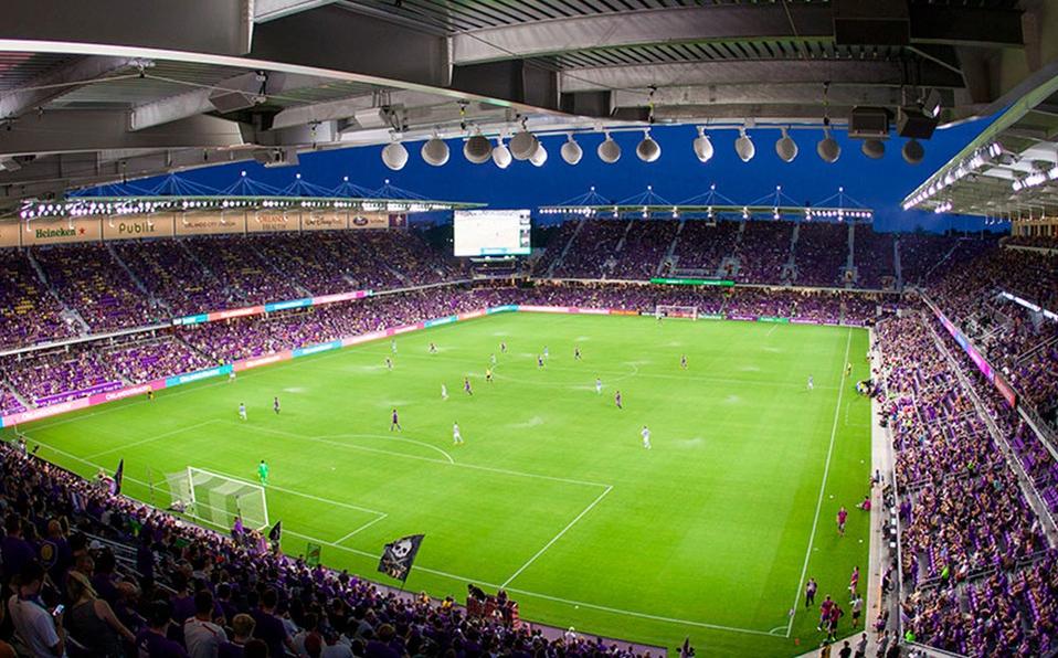 Este es el estadio donde jugará la selección nacional. (Foto: www.orlandocitysc.com)