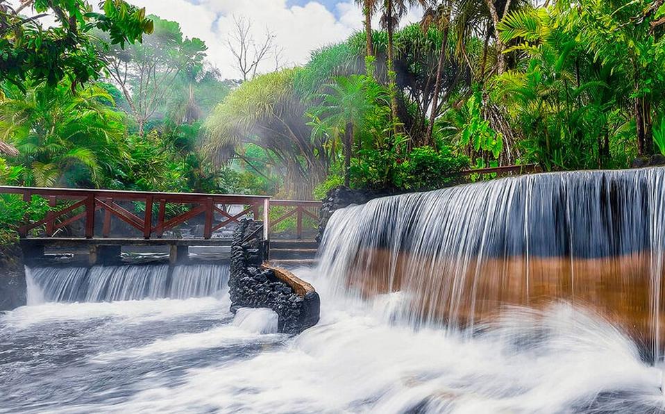 El spa recibió una puntuación de 92,46. (Fuente: Tabacon Thermal Resort and Spa)