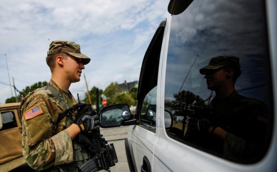El pentágonoaumentó el número de soldados que reforzaránfrontera con México