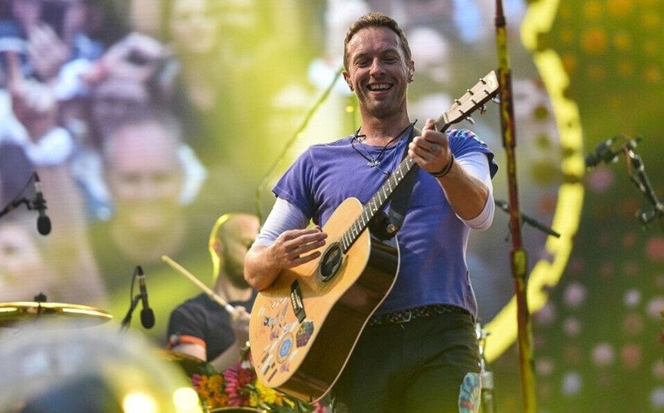 Chris Martin es el líder de la banda. (Foto: Facebook Coldplay)
