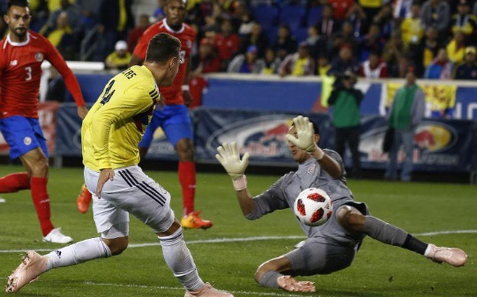 ¡Crítico! Colombia se impone anteCosta Rica en un amistoso