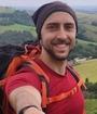Marco Penza el voluntario italiano en Costa Rica. Imagen: Fuente AwsforWp