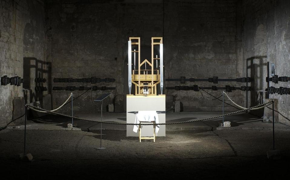 Cambian acorde en pieza para órgano de 639 años
