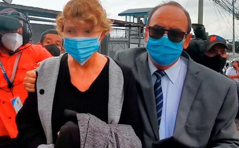 La empresaria debe cumplir 4 meses de prisión preventiva. (Foto:Archivo)