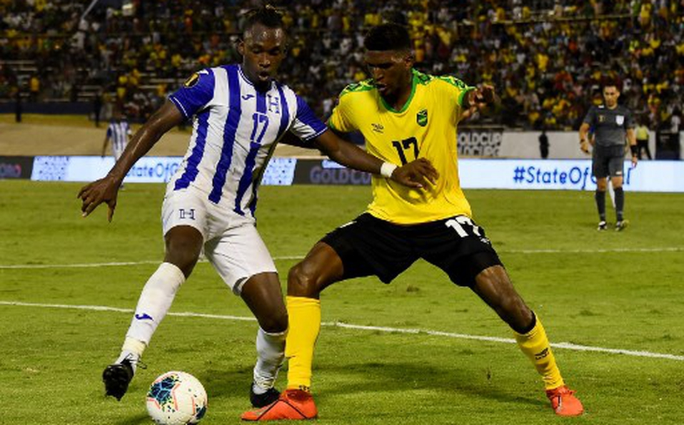 Jamaica vence 3-2 a Honduras en Grupo C de Copa Oro