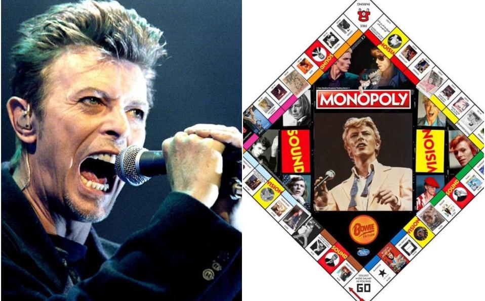 Ya llegó el juego de mesa de David Bowie.   Reuters
