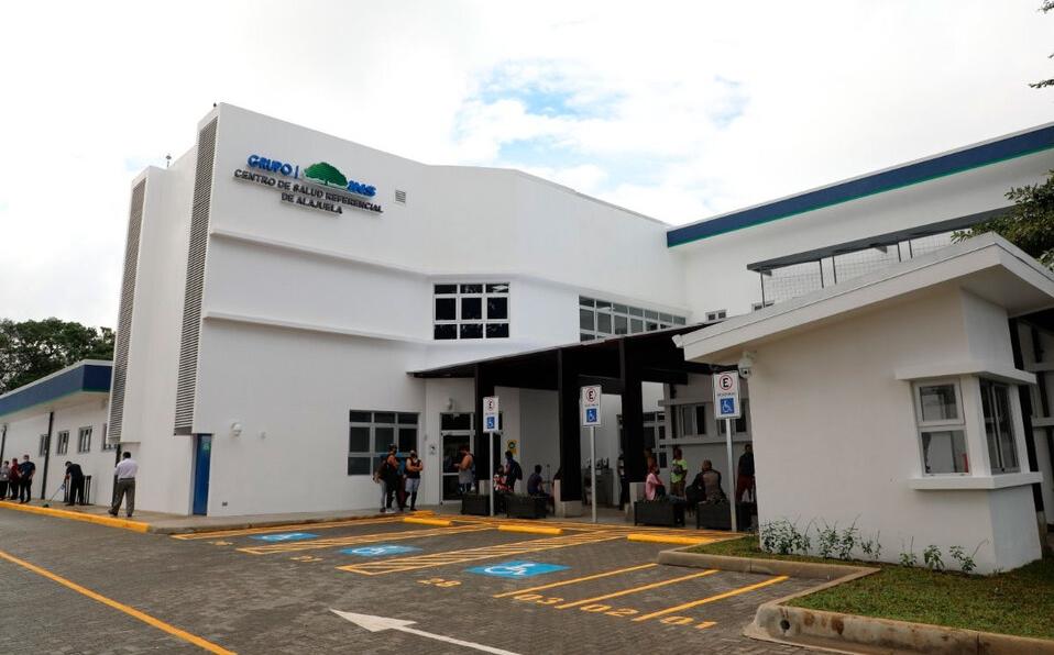 Edificio es amigable con el ambiente y atenderá a más de 2 mil pacientes al mes. (Fuente:INS)