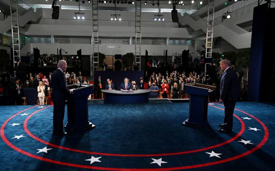 Biden extiende ventaja; Trump podía haber evitar contagiarse: encuesta