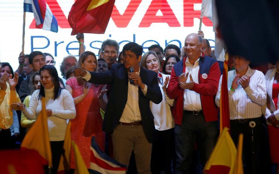 Carlos Alvarado llama a formar el Gobierno del Bicentenario