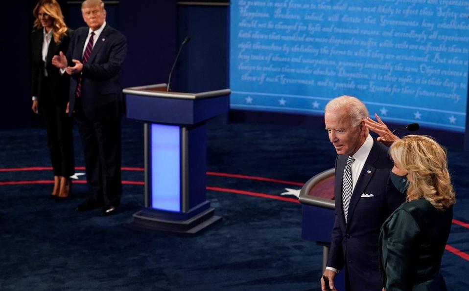 Joe Biden y su esposa dan negativo a Covid-19