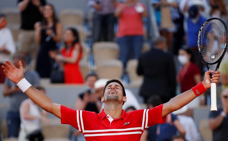 Novak Djokovic gana su segundo Abierto de Francia. (Foto: Reuters).