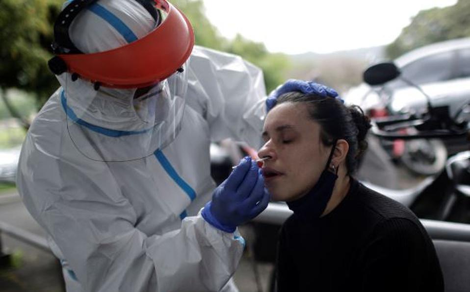 Costa Rica registra 826 casos nuevos de COVID-19