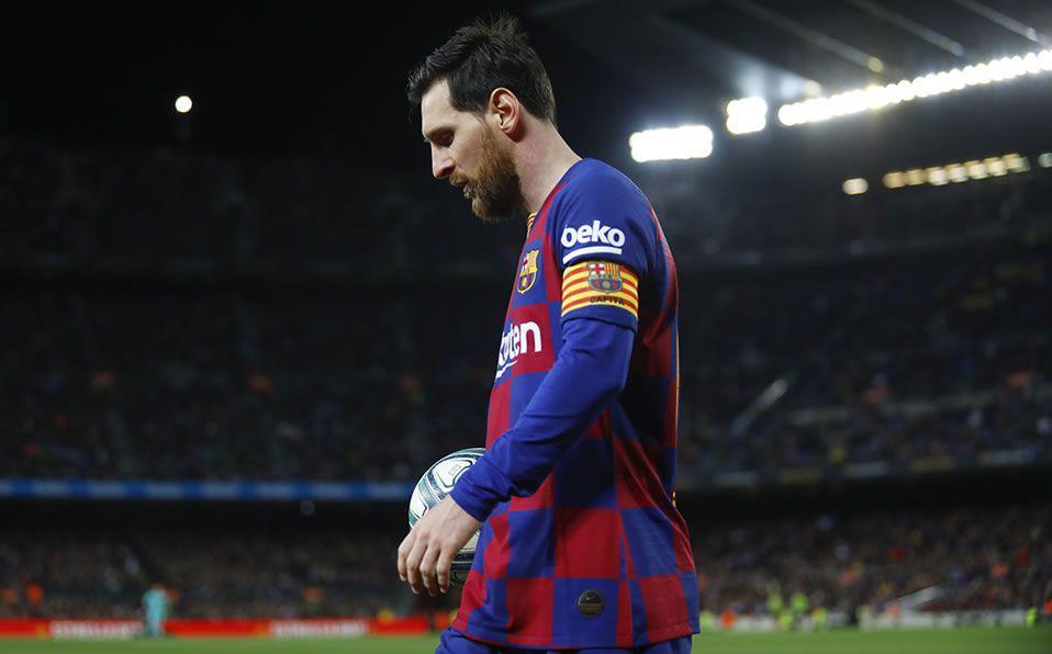 LaLiga responde a Messi:La cláusula de los 700 millones tiene validez
