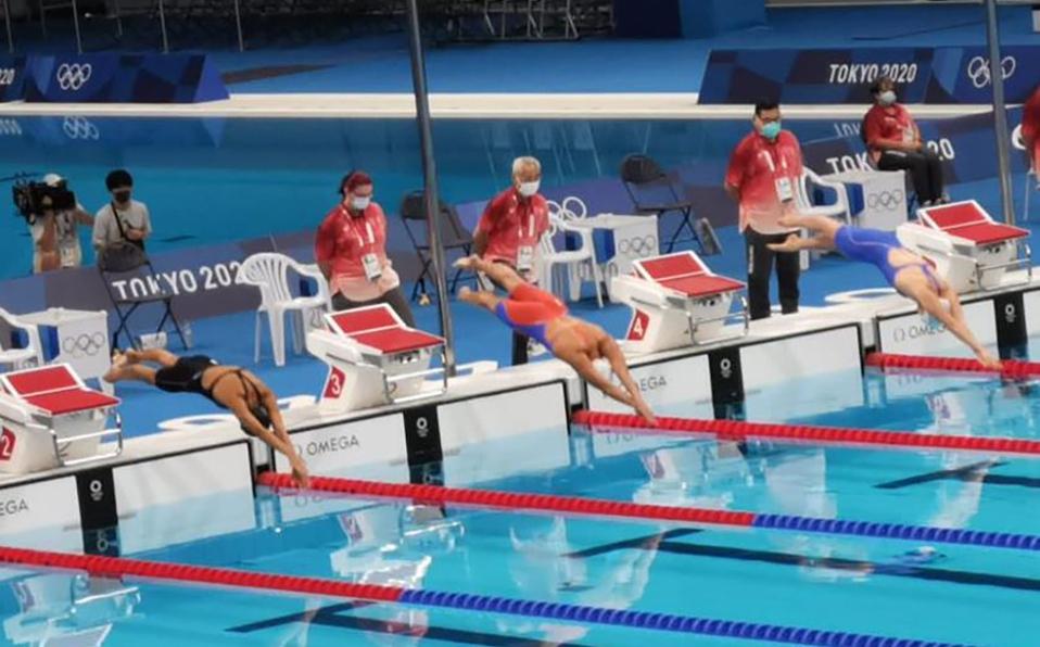La competencia se llevó a cabo en el Tokio Acuatic Centre. (Foto: Comité Olímpico de Costa Rica)