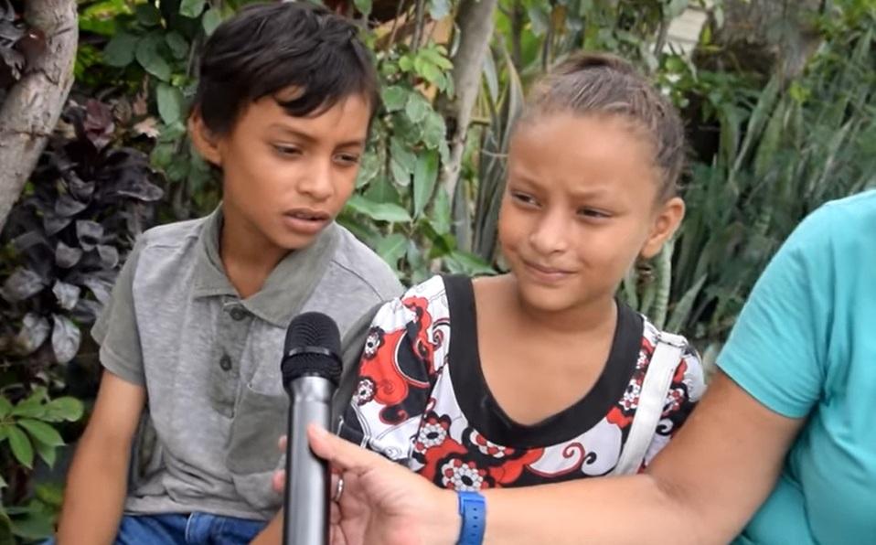 Niños sorprenden en redes sociales al cantar como Christian Nodal y Belinda.