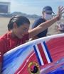 Con este resultado la costarricense asegura un diploma olímpico.
