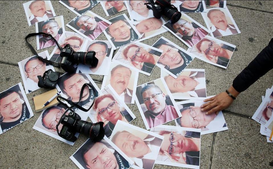 México cierra con uno de los años más violentos para la prensa