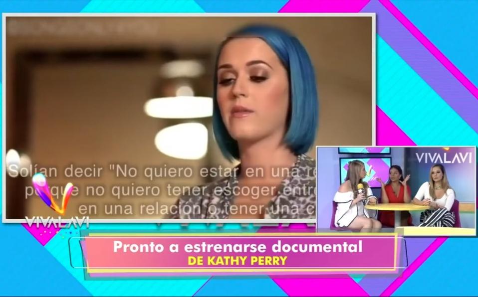 (+VIDEO) Secretos de Katy Perryserán contados en documental