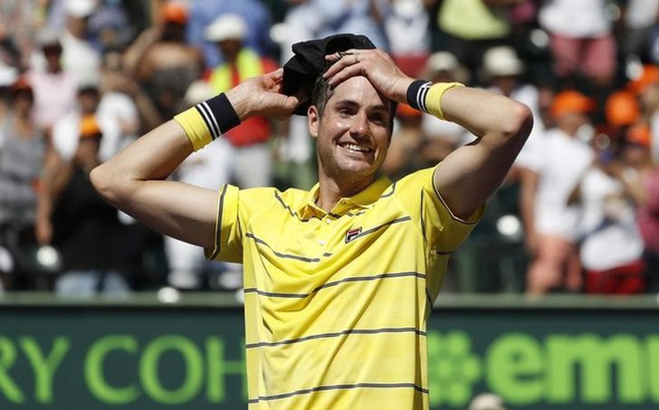 Isner conquista el Miami Open