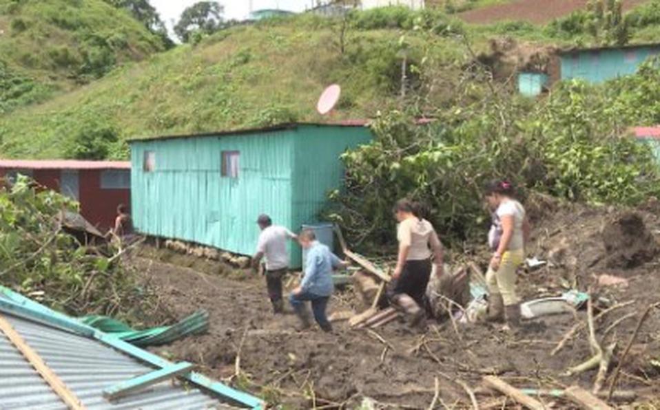 CNE amplia alerta verde en zonas del país.