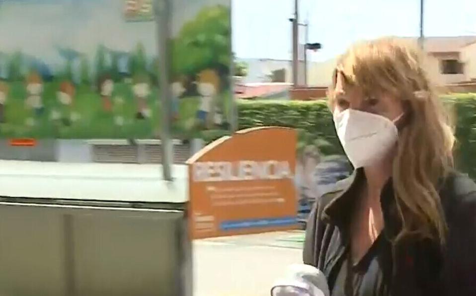 Mélida Solís regreso a la carcel este lunes. (Foto: ARCHIVO)