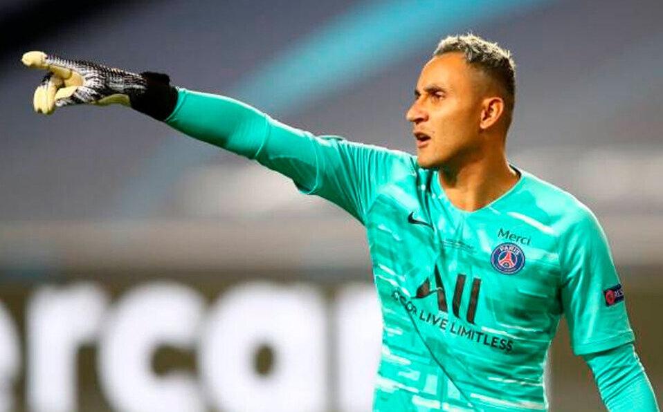 Medios en Europa apuntan que Keylor Navas comenzará la Champions League como el arquero estelar del PSG.(Referencia)