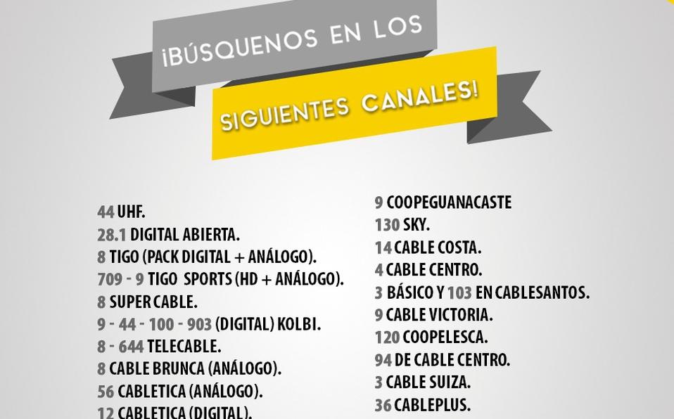 Foto: #MultimediosCR