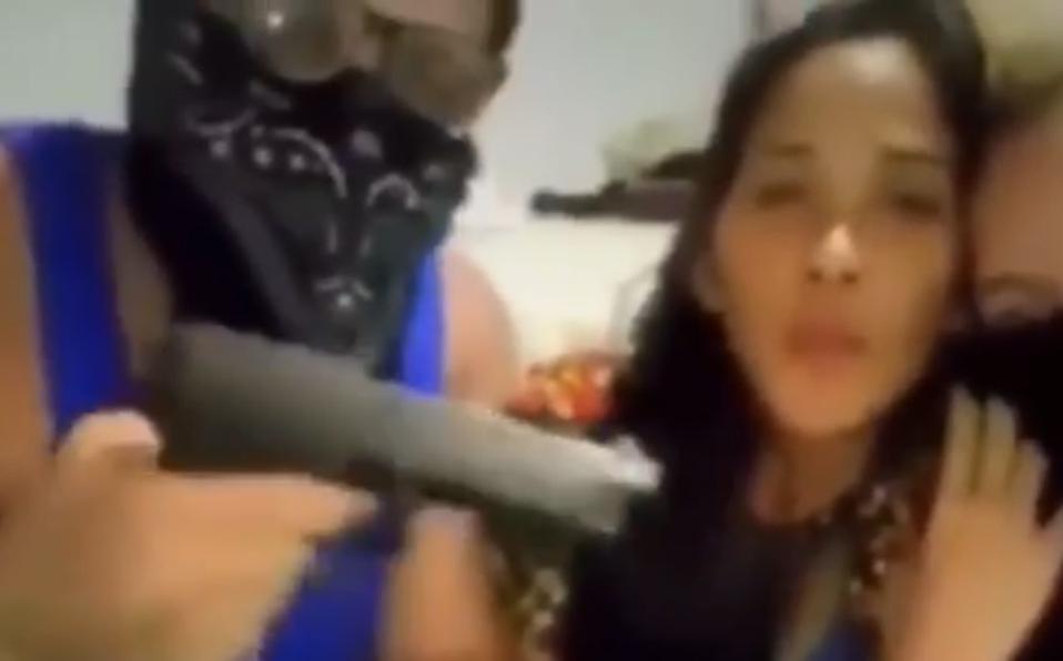 """(+VIDEO) Presoen Venezuela amenaza estallar una granada si no lo dejan en """"paz"""""""