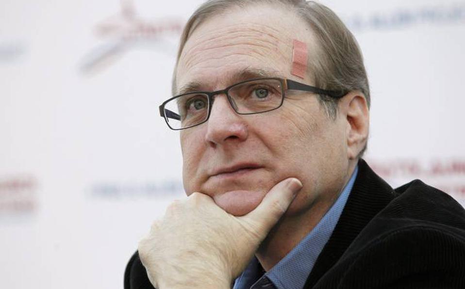 Paul Allen, uno de los fundadores deMicrosoft, muere a los 65 años