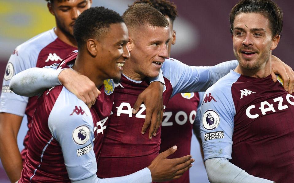 Aston Villa humilla al Liverpool