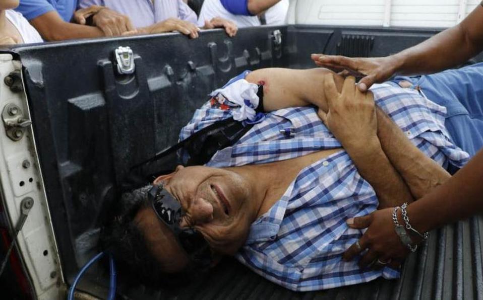 Fotografía cortesía de El Nuevo Diario de Nicaragua.