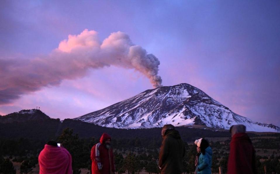Volcán Etna puede hundirse y provocar una catátrofe en Europa