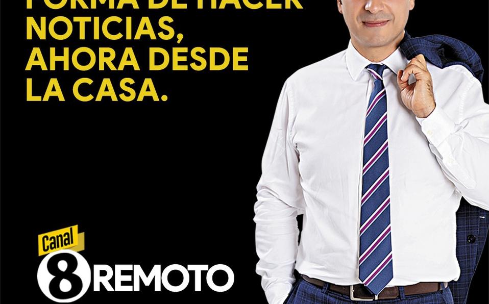 Periodista Gilberto Valenciaasume la gerencia de Noticias Telediario