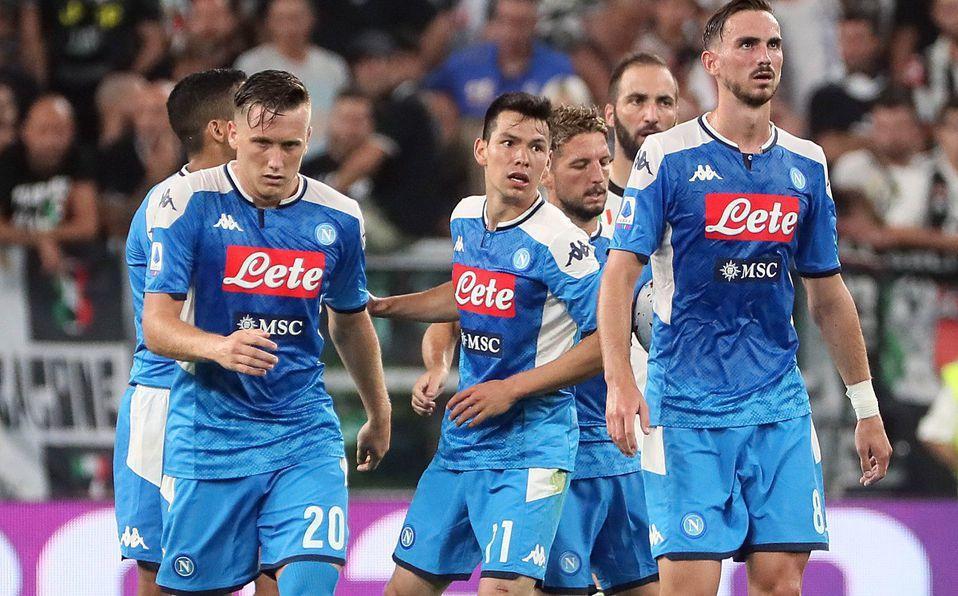 Serie A confirma que no se aplazará el Juventus contra Nápoles