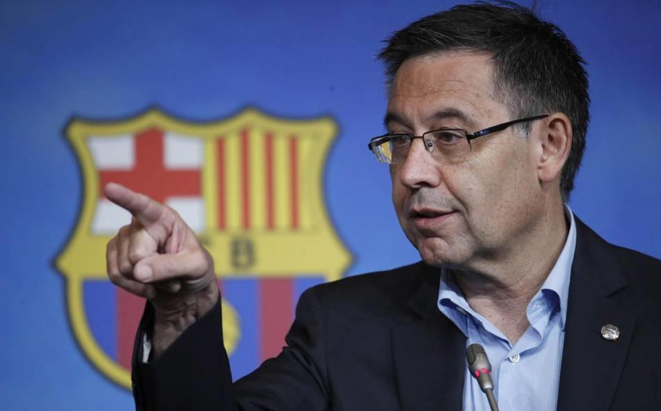 Barcelona no negociará la salida de Lionel Messi