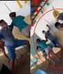 Hombre descubierto con la amante mientras esperaba vacunación por covid-19 en Brasil.