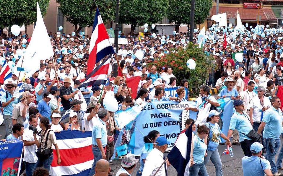 Juzgados inician proceso para declarar ilegal la huelga