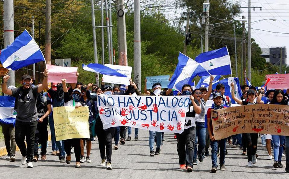 (+VIDEO) Impactantes imágenes de las detencionesen Nicaragua