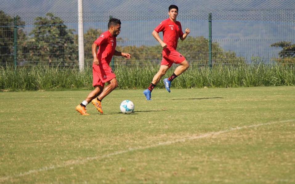 Allan Guevara podría jugar ante San Carlos