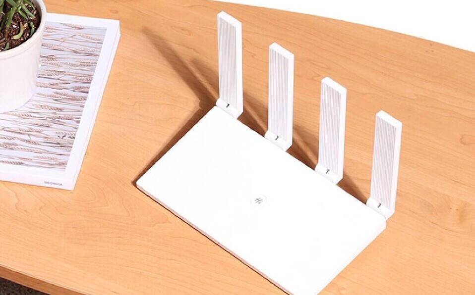Routers Huawei WiFi AX3 de los más veloces.