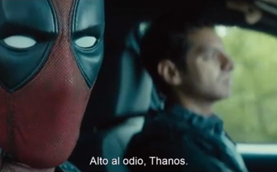 (+VIDEO) 'Deadpool 2': Se burla de la
