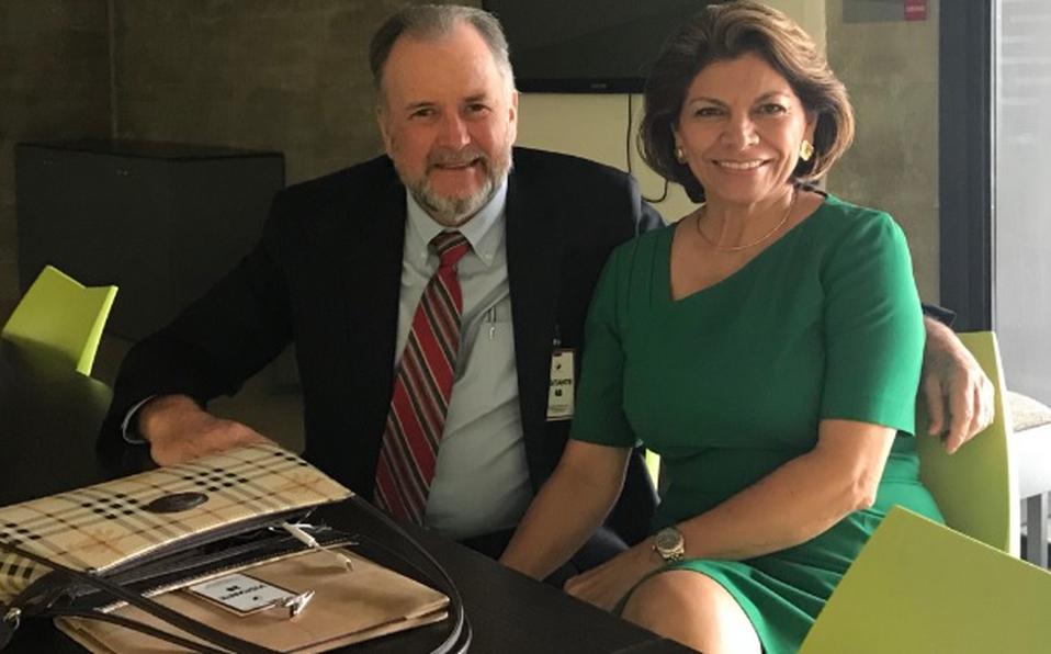 (+VIDEO) Viceministro suspendido por burlas hacia Laura Chinchilla