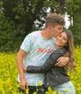 La joven pareja confirmó su relación hace algunas semanas en las redes sociales. (Foto: Pau Chavarría)